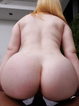 redhead ass doggystyle