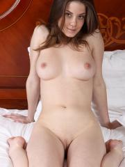 Pictures of Danica waiting for you naked in bed