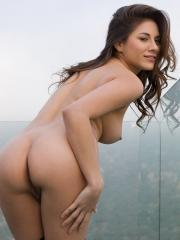 Pictures of Shyla Jennings showing off for Femjoy