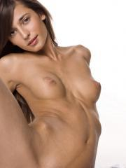 Pictures of Idonia naked and and having fun in the studio