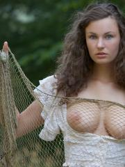 Femjoy's Susann in Fishing Day
