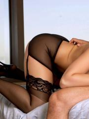Blonde hottie Alexis Texas gets nailed in her stockings