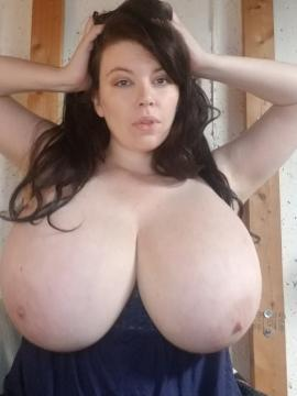Lovely Lilith All Natural Boobs