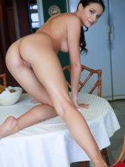 """Beautiful girl Ardelia A gives you her perfect pussy in """"Felledi"""""""