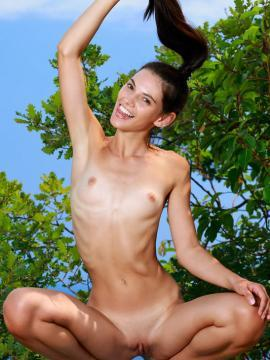 "Aleksandrina naked  in ""Outdoor Fun"""