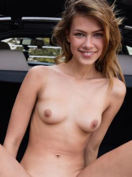 Laura Angelina in Sexy Car Wash