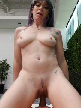 Mercy - Horny Girl Love Anal Sex A Lot