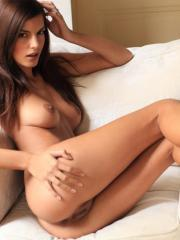 Candice Luka is a stunning brunette model blessed with a beautiful body