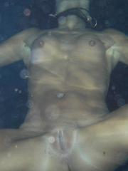 Trista Stevens goes skinny dipping at midnight