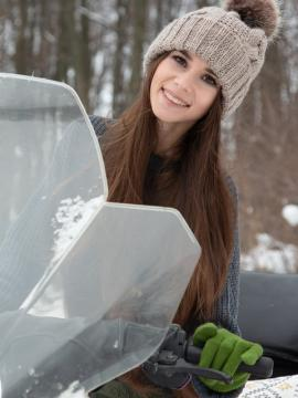 Snowmobile photo 4