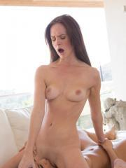 Chloe Amour and Jayden Taylors hook up for some passionate lesbian action